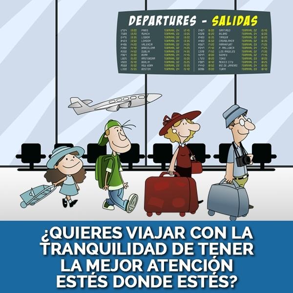 Seguro Asistencia en Viajes General
